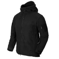 "Fleece jacket Helikon ""Patriot"" black"