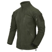 Jacket Helikon Alpha Tactical green