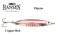 Блесна Hansen Pilgrim Copper Red