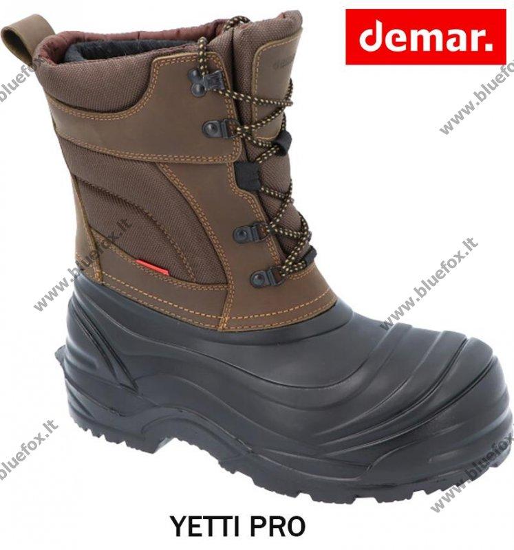 Boots Demar New Trayk-s Fur Fishing Hunting Winter Outdoors EVA To 30 °C New