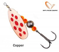 SAVAGEAR CAVIAR Spinner Copper