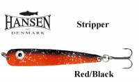 Hansen Stripper lure Red/Black