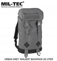 Mil-tec Urban Grey ′Walker′ Backpack 20 Liter