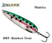 Blue fox Matrixx trolling spoon HRT