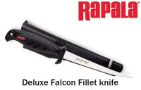 Rapala Deluxe Falcon Fillet Knife BP136SH