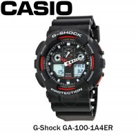 Casio watch G-Shock GA-100-1A4ER