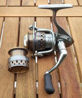 Spinning reel TiCa Stunna GN1000