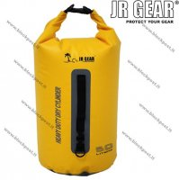 JR Gear Dry bag yellow 50 L