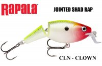 Vobleris Jointed Shallow Shad Rap CLN