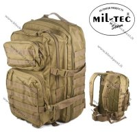 Backpack Mil-tec Assault LG coyote
