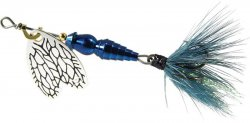 Mepps Thunder Bug Iron Blue