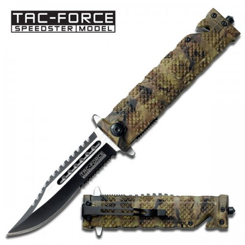 Knife TAC-FORCE TF-710JC
