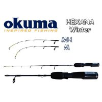 Winter rod Okuma Hexana Winter