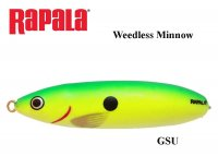 Rapala Weedless Minnow Spoon GSU