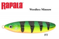 Rapala Weedless Minnow Spoon FT