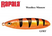 Rapala Weedless Minnow Spoon GFRT