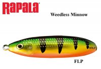 Rapala Weedless Minnow Spoon FLP